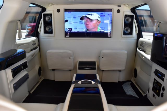 2011 Escalade Ceo Suv Built For Mark Wahlberg By West