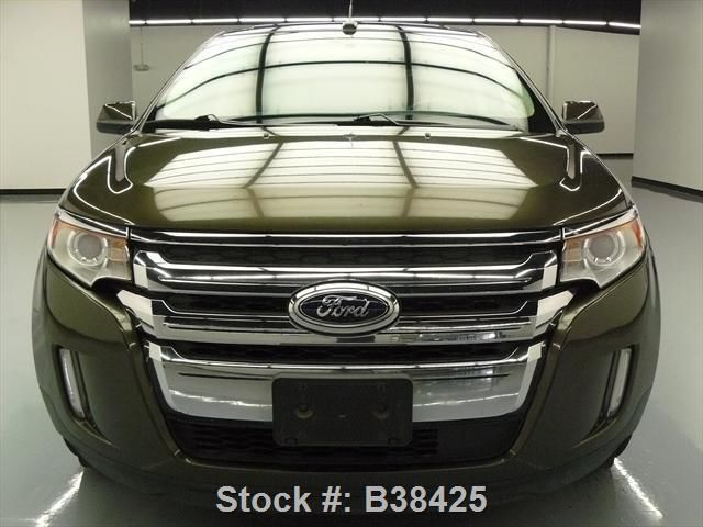 2011 ford edge limited pano roof nav rear cam 20 39 s 81k b38425 texas direct auto. Black Bedroom Furniture Sets. Home Design Ideas