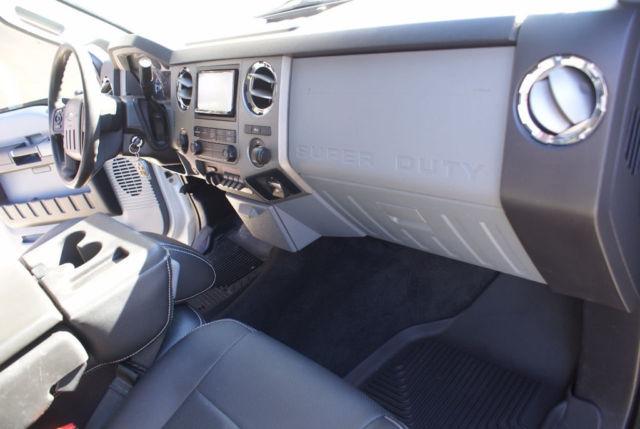 2011 Ford F 250 Super Duty Xlt Crew Cab Diesel 4x4 Long