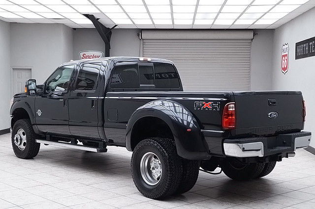 2011 Ford F350 Diesel 4x4 Dually Lariat LIFTED Vented Seats