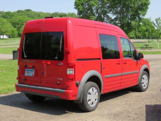 2011 ford transit connect camper van conversion great fuel. Black Bedroom Furniture Sets. Home Design Ideas