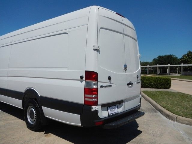 2011 freightliner mercedes sprinter 2500 170 ext high for Mercedes benz sprinter 2500 mpg