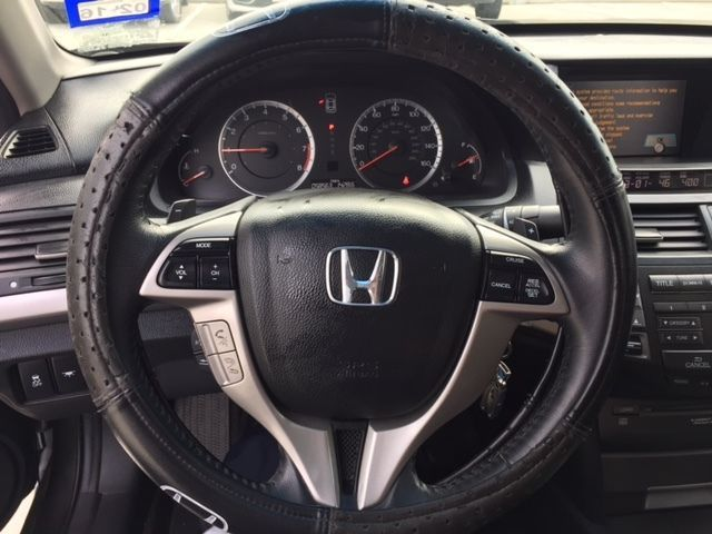 2011 Honda Accord Coupe V6 Premium Speakers W Navigation