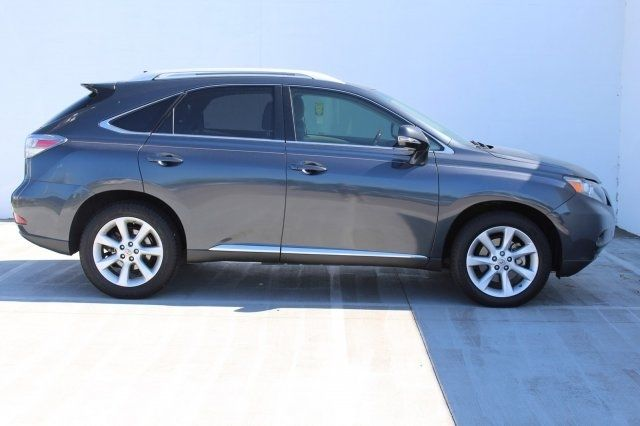 2011 lexus rx 350 fwd 4dr 68481 miles gray sport utility. Black Bedroom Furniture Sets. Home Design Ideas