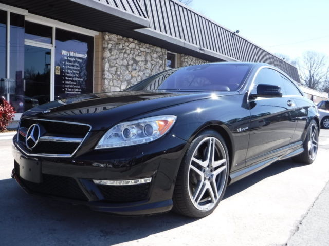 2011 mercedes benz cl63 amg renntech 669hp and 734tq for 2011 mercedes benz cl63 amg