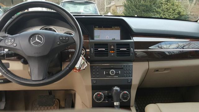 2011 Mercedes Benz Glk350 4 Matic