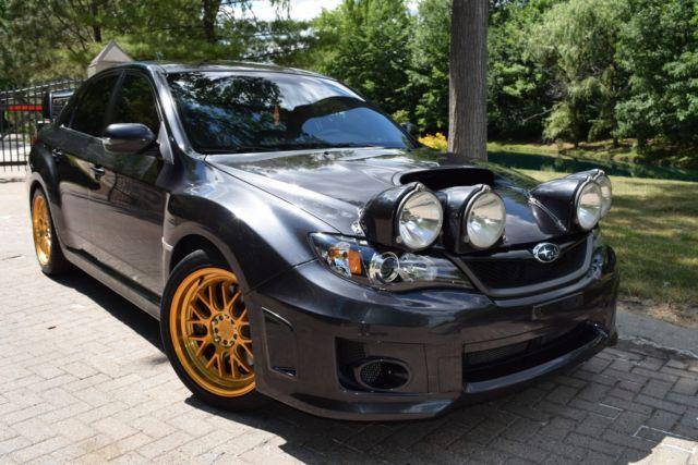 wrx 2011 exhaust