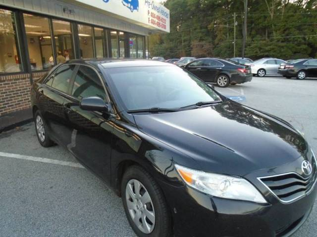 2011 Toyota Camry Base Manual 6Speed FWD I4 25L Gasoline