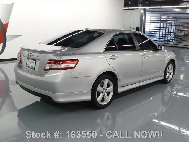 2011 toyota camry se automatic sunroof ground effects 163550 texas direct auto. Black Bedroom Furniture Sets. Home Design Ideas
