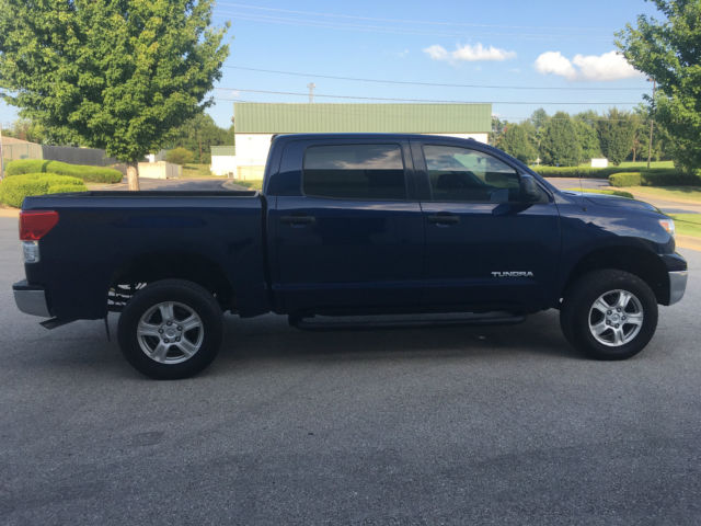 2011 toyota tundra supercharged trd off road crew max. Black Bedroom Furniture Sets. Home Design Ideas