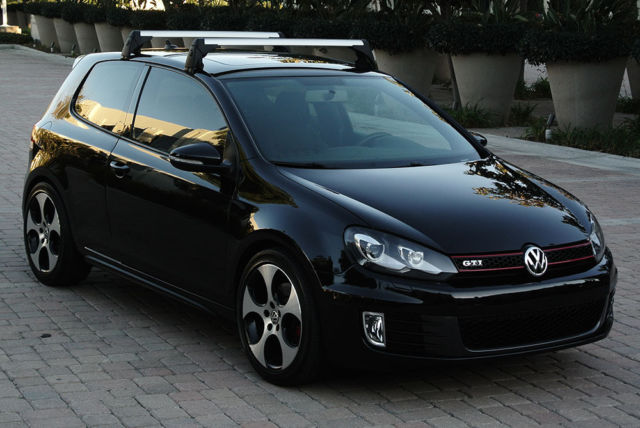 2011 vw gti 35k 6 speed navi golf r style vw gti. Black Bedroom Furniture Sets. Home Design Ideas