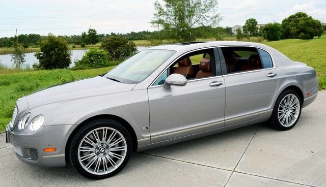 2012 Bentley Continental Flying Spur Series 51 Amazing Color