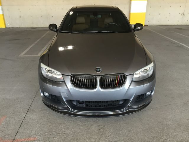 BMW I CoupeL Turbo N FULLY LOADED MSPORT PACKAGE - 2012 bmw 335i m sport package