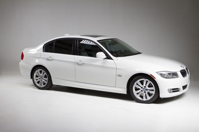BMW XI White Tan Interior Like New - 2012 bmw 335xi for sale