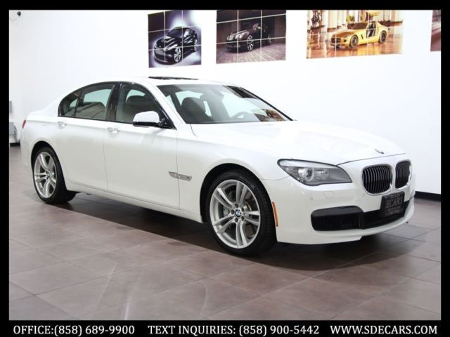 2012 bmw 750i m sport package cermaic comfort access luxury seats 93k msrp. Black Bedroom Furniture Sets. Home Design Ideas
