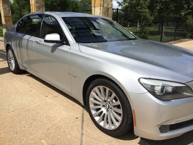 BMW 7 Series 2012 Technical Specifications