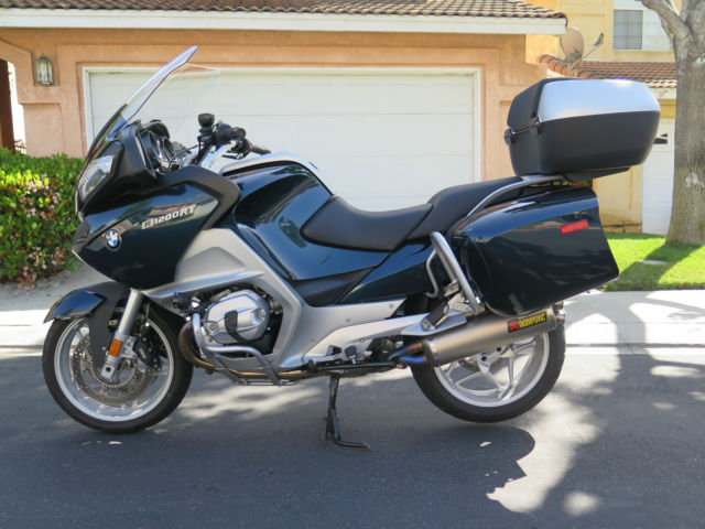2012 bmw r1200rt r1200 rt abs top case extras 7k. Black Bedroom Furniture Sets. Home Design Ideas