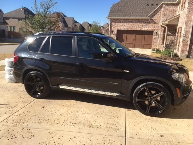 2012 Bmw X5 Cpo 100k Warranty 35d Diesel 22 Wheels Panoramic Roof Black