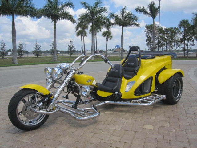 2012 boom mustang st1 trike. Black Bedroom Furniture Sets. Home Design Ideas
