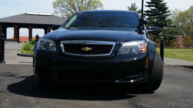 2012 Chevrolet Caprice Ppv Sedan 4 Door 6 0l