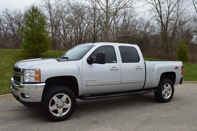 2012 chevy silverado 2500hd ltz 6 6l duramax diesel 4x4. Black Bedroom Furniture Sets. Home Design Ideas