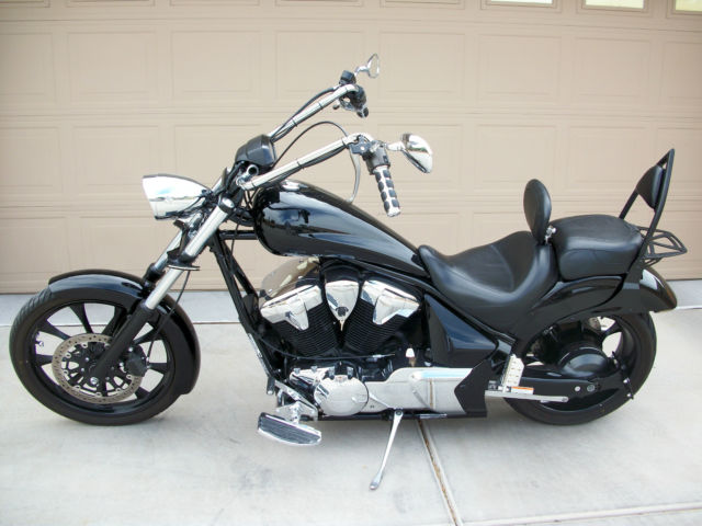 2012 Customized Honda Fury Excellent Condition Great