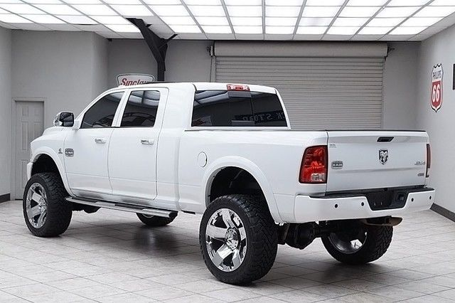 2012 dodge ram 2500 diesel 4x4 laramie longhorn lifted. Black Bedroom Furniture Sets. Home Design Ideas