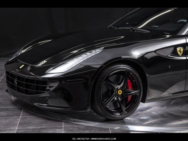 2012 Ferrari Ff One Of A Kind Silver Carbon Package 37689100 Msrp