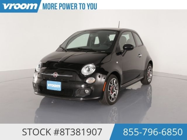 2012 fiat 500 sport owners manual