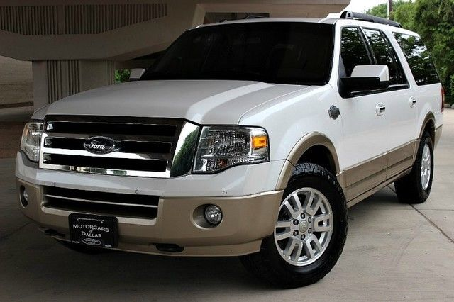2012 ford expedition el king ranch 4x4 navigation sunroof. Black Bedroom Furniture Sets. Home Design Ideas