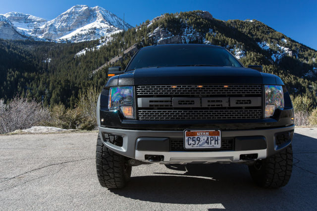 2012 ford f 150 svt raptor roush supercharged. Black Bedroom Furniture Sets. Home Design Ideas