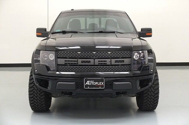 2012 Ford F150 Raptor SVT 35in Nitto Tires XD Wheels 6.2L ...