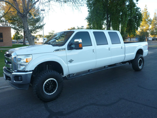 2012 ford f350 custom 6 door truck 4x4 diesel 12 six dr f250 f450 f550 seats 8. Black Bedroom Furniture Sets. Home Design Ideas