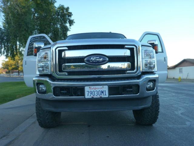 2012 ford f350 custom 6 door truck 4x4 diesel 12 six dr for 10 door truck