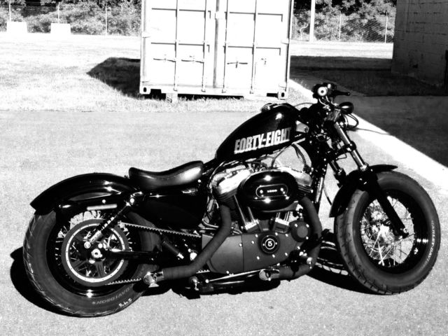 2012 Harley Davidson Sportster 48 Forty Eight XL1200X ...