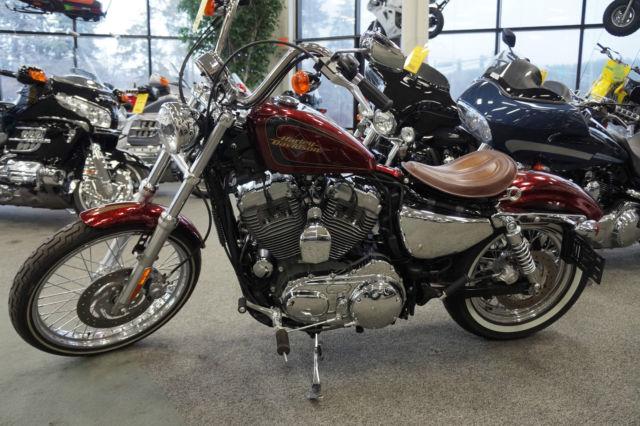 2012 Harley Davidson Sportster Seventy-Two Motorcycle 72 ...