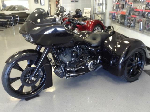 Harley Davidson Road Glide Cvo For Sale
