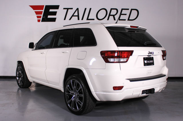 2012 Jeep Grand Cherokee For Sale >> 2012 Jeep Grand Cherokee Laredo, SRT Wheels, Aftermarket ...