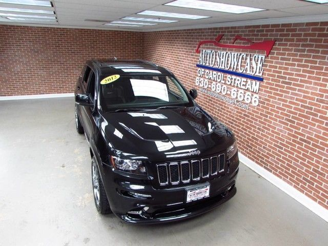 2012 grand cherokee srt8 hp