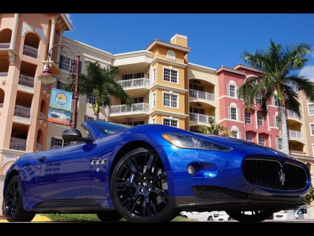 2012 Maserati Gran Turismo C Sport Auto Bmw M6 Grancoupe 650 Spyder Convertable