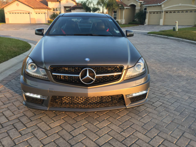 2012 mercedes benz c250 coupe 2 door 1 8l c63 amg body kit for 2012 mercedes benz c300 tire size