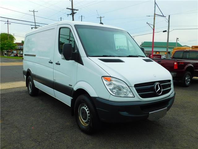 2012 mercedes benz sprinter cargo vans low mileage 79 157