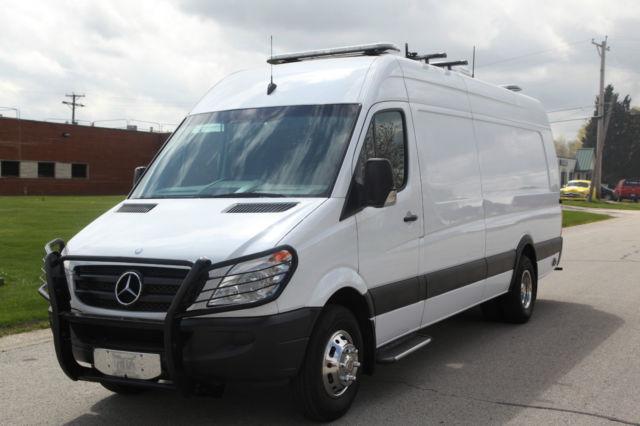 2012 mercedes sprinter 3500 170 ext rv camper office road for Mercedes benz roadside service