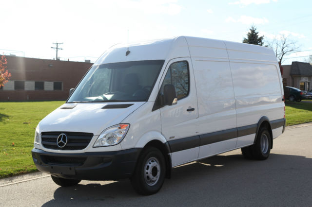 2012 mercedes sprinter 3500 170 wb high roof 99k miles refrigerator. Black Bedroom Furniture Sets. Home Design Ideas