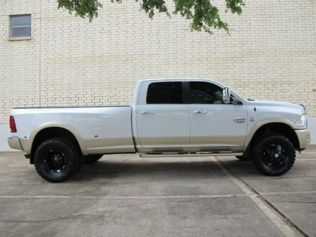 2012 dodge 3500 lifted