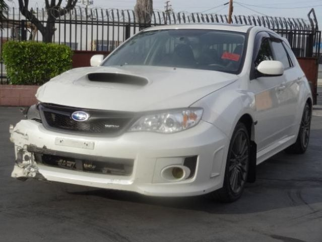 2012 Subaru Impreza Wrx Wagon Damaged Salvage Low Miles Loaded