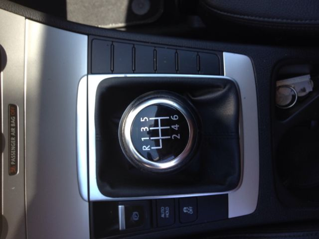2012 Volkswagen Passat Cc Turbo Sport Rare 6 Speed Manual