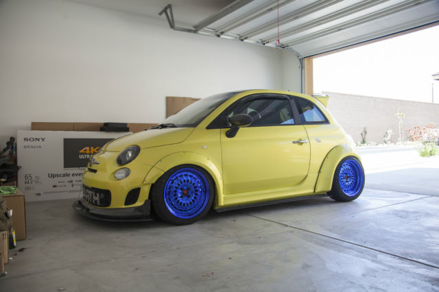 Fiat 500 Abarth Spec Fiat 500 Abarth Us Spec 2012 Images