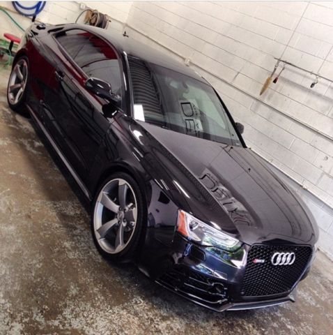2013 Audi RS5 Panther Black Crystal effect, LOADED! MMI ...