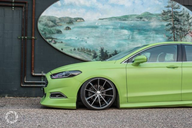 2013 Bagged Ford Fusion